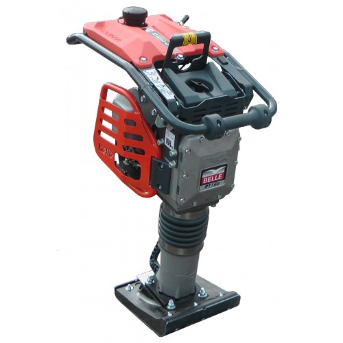 Belle RTX60 Low Vib Trench Rammer with Honda Petrol Engine