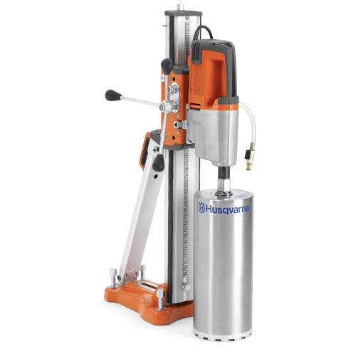 Husqvarna DS450 Drill Stand with Angle Feature