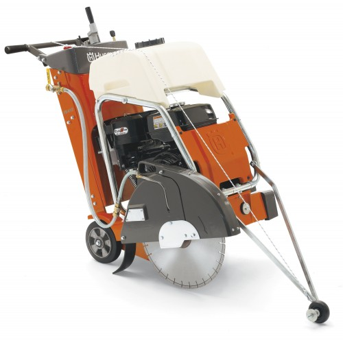 "Husqvarna FS413 (20"") 500mm Floor Saw 13HP Honda Petrol c/w Diamond Blade"
