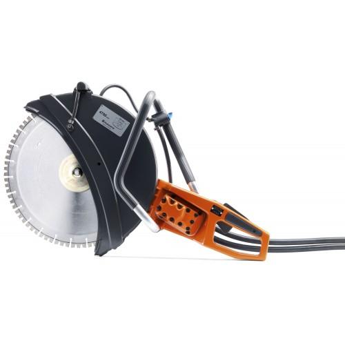 "Husqvarna K2500 Hydraulic 400mm (16"") Power Cutter c/w Diamond Blade"