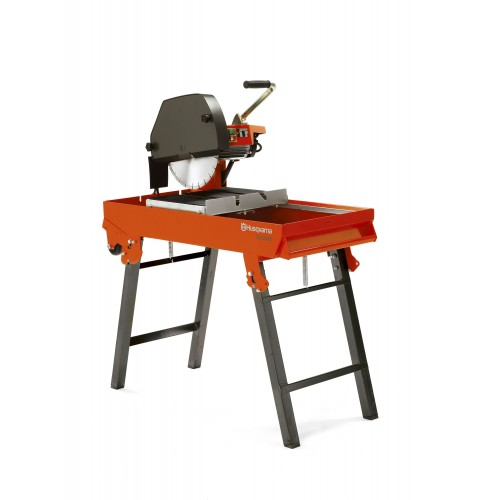 "Husqvarna TS350E Electric Masonry Saw 350mm (14"") 110v c/w Diamond Blade"