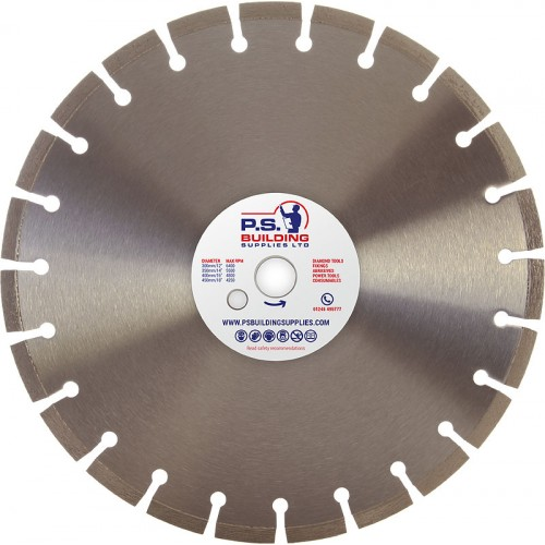 Professional Bench Saw Blade for Medium Hard Materials 350mm x 25.4mm - BS15
